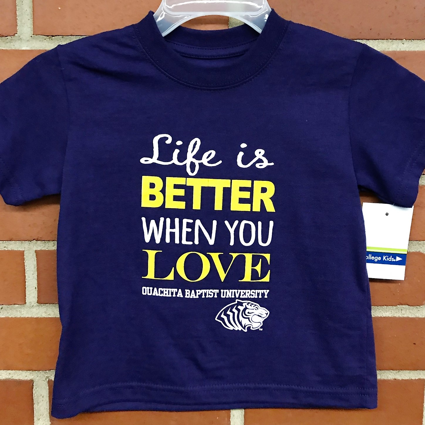 LIFE IS BETTER YOUTH TEE
