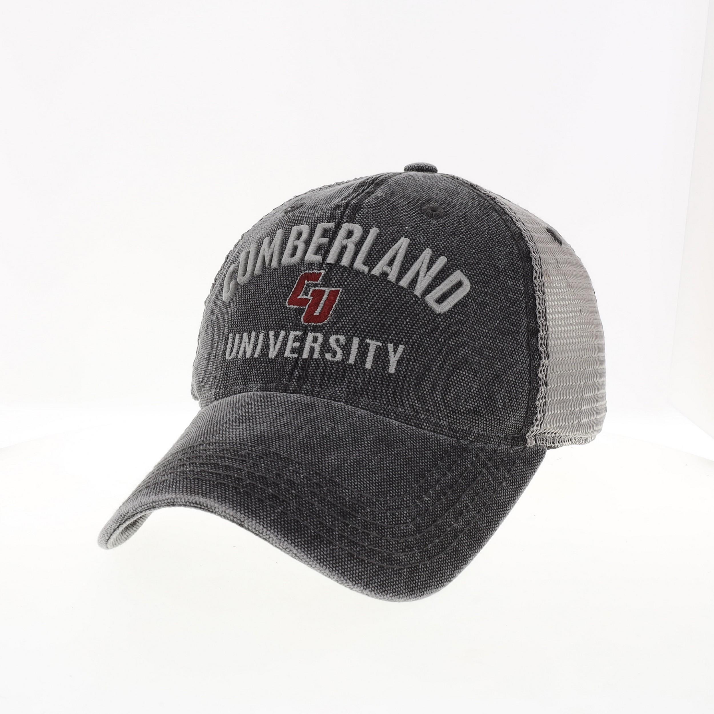 Cumberland University Dashboard Trucker Hat