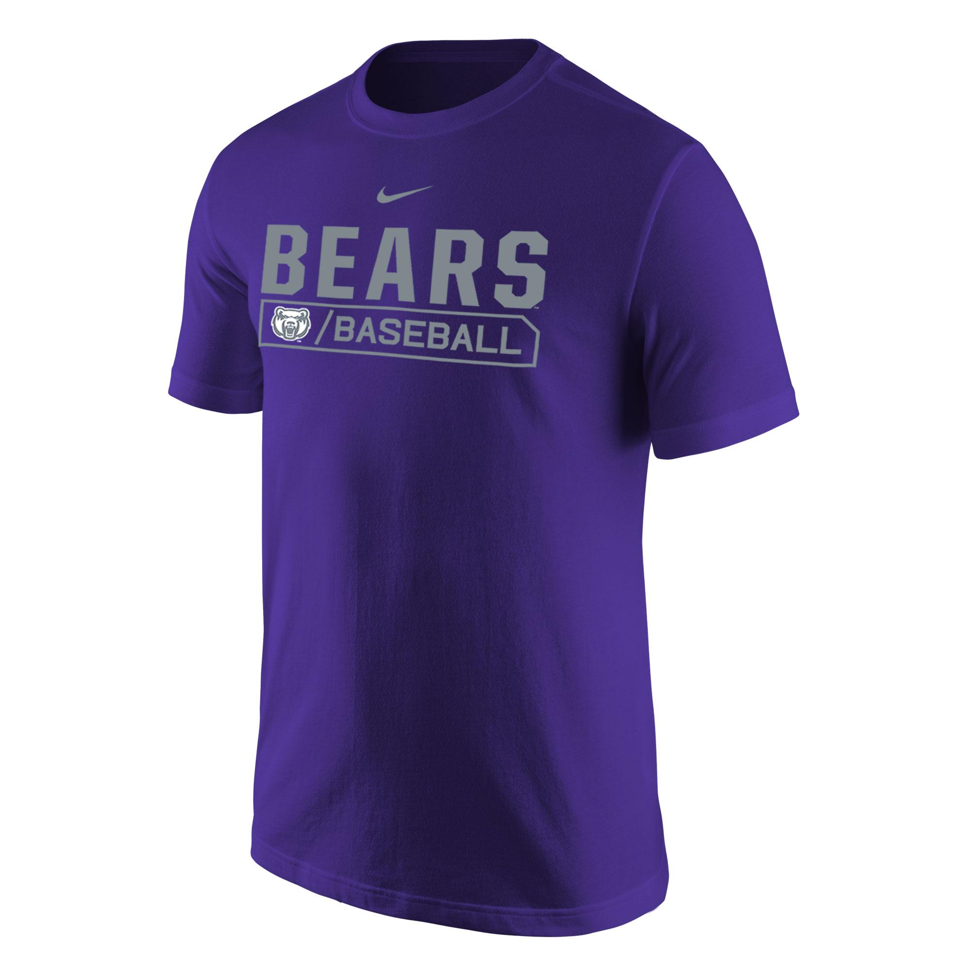 Bears Baseball Tee