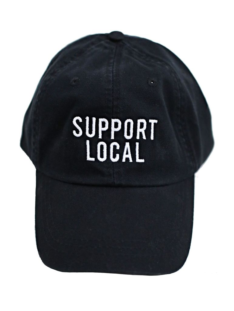 W Support Local Hat