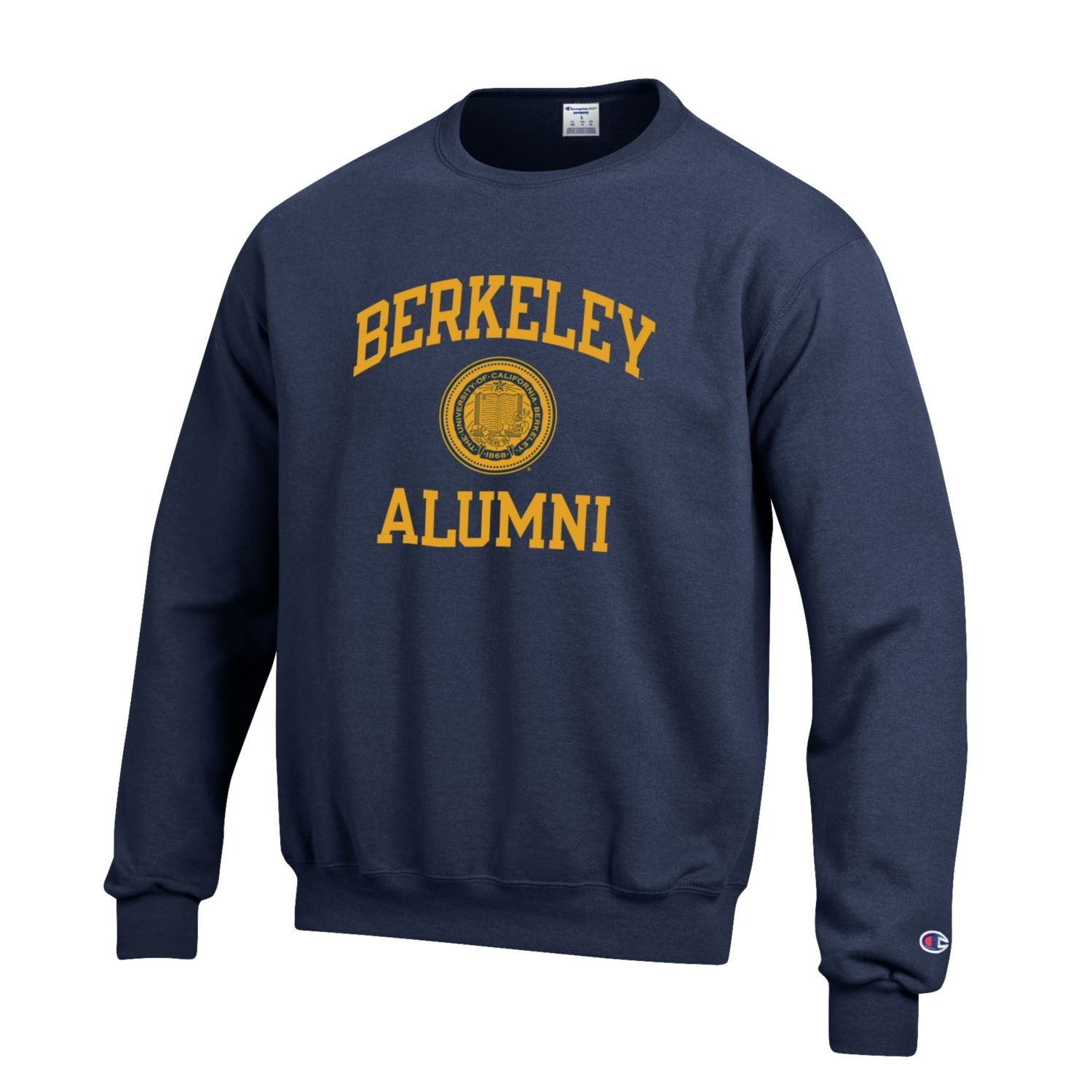University of California Berkeley Champion Alumni Powerblend Fleece Crew