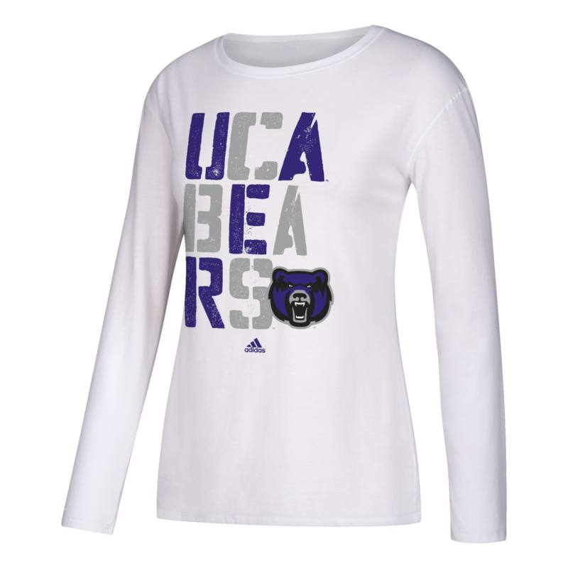 Women's UCA Bears L/S Tee