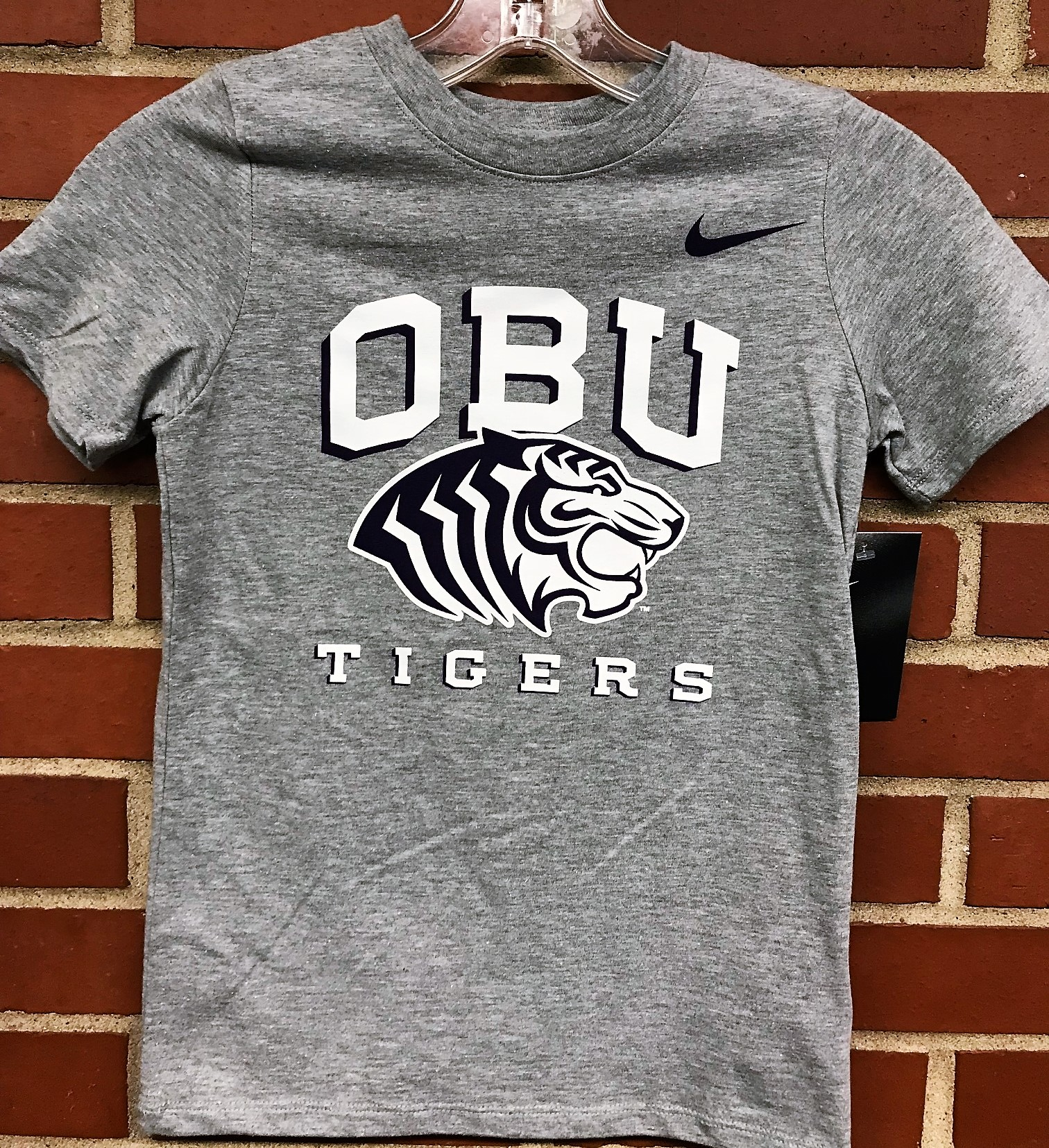 OBU TIGERS YOUTH TEE