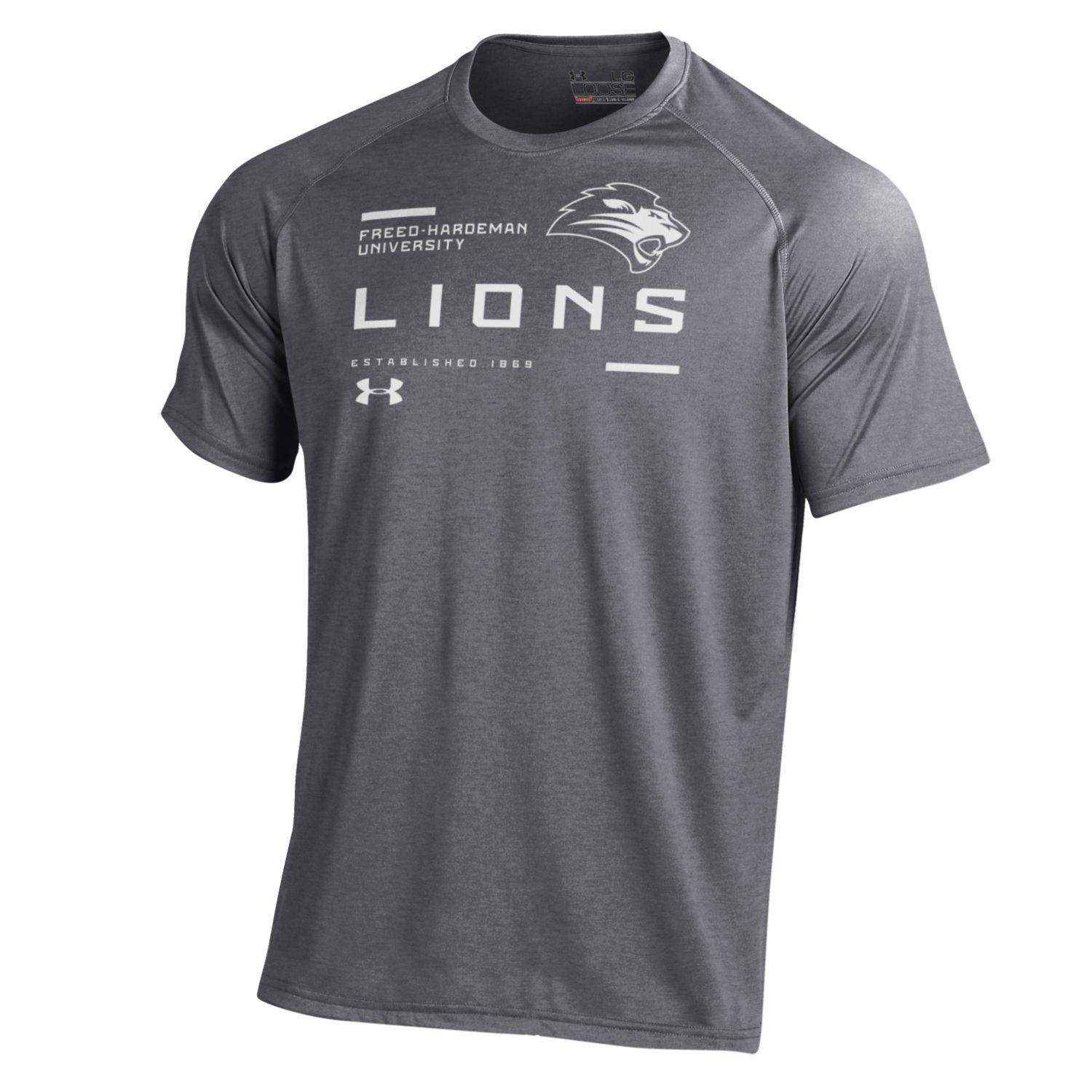 FHU LIONS Under Armour Tee