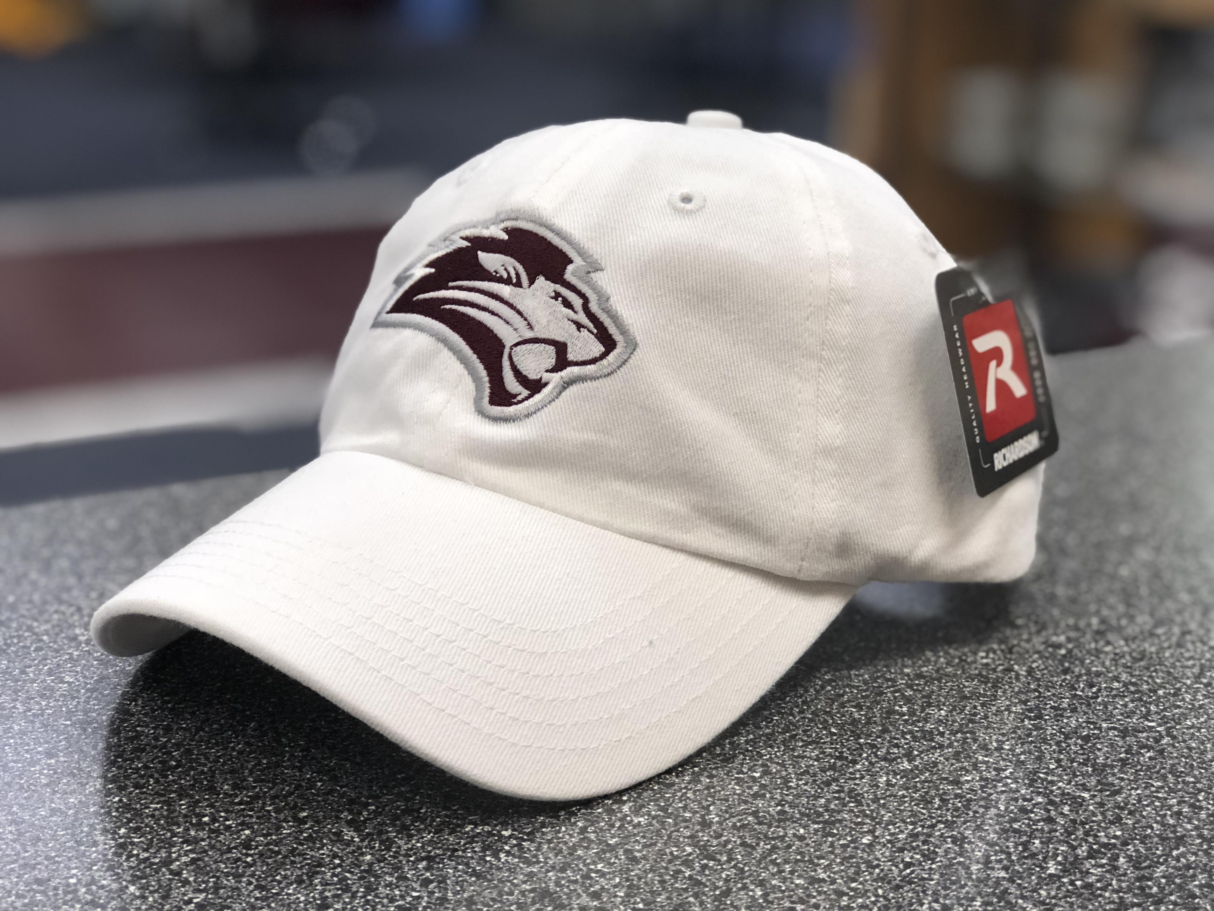 FHU Lions Logo Cap