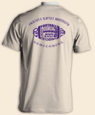 Ouachita 2018 Homecoming Short Sleeve T-Shirt