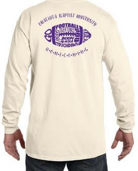 Ouachita 2018 Homecoming Long Sleeve T-Shirt
