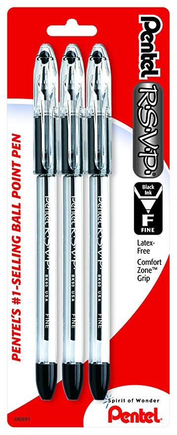 Pentel Pallpoint Style Pen