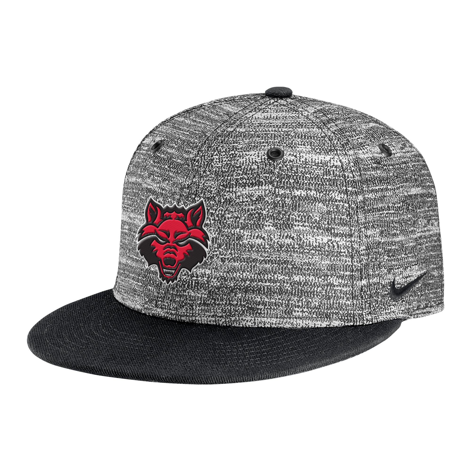 Red Wolves True Heathered Cap