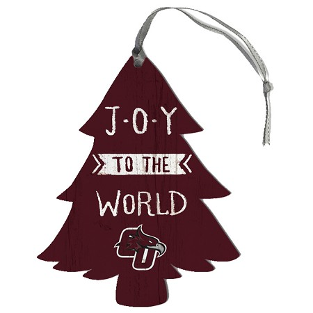 Joy to the World CU Tree Ornament