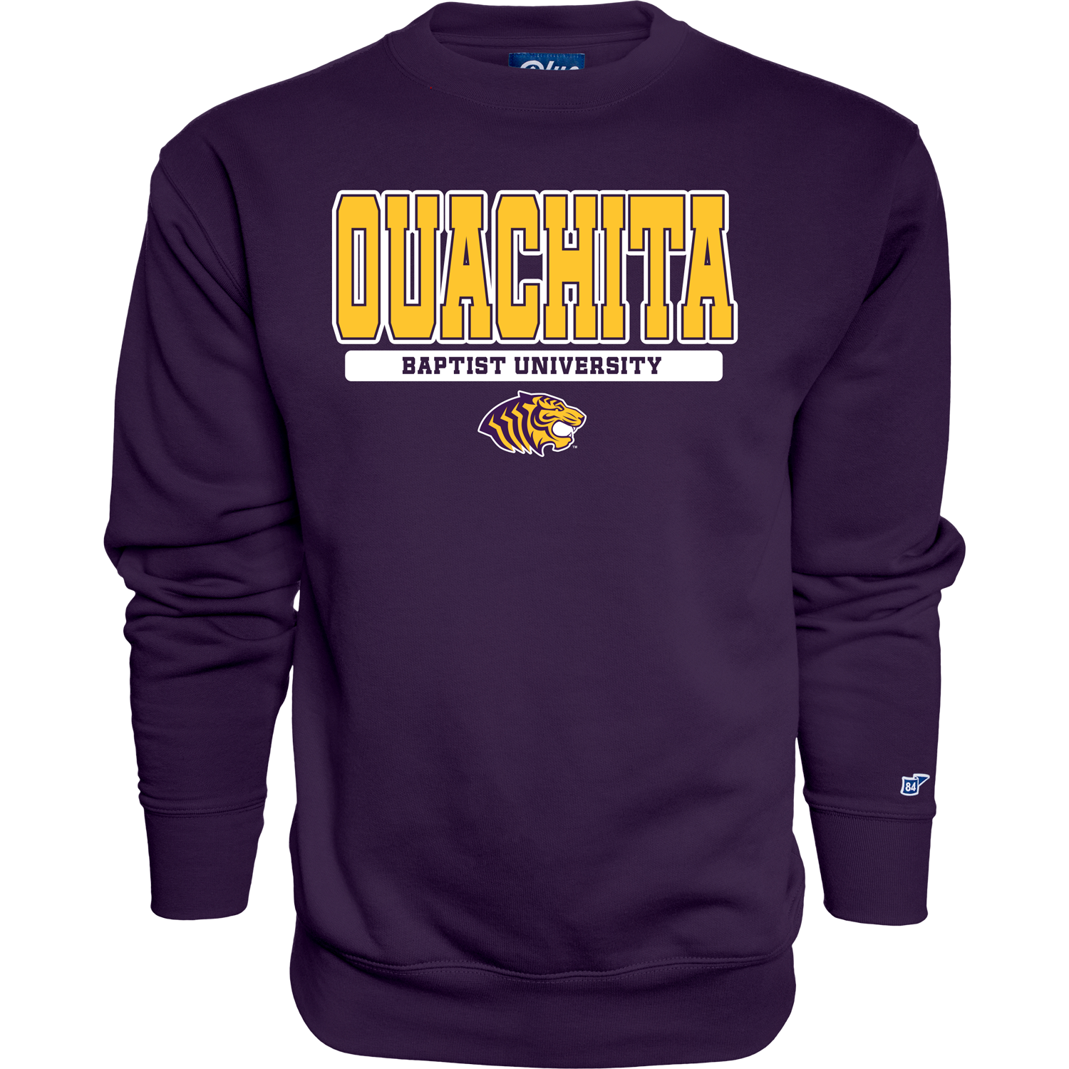 OUACHITA BAPTIST UNIVERSITY CREW SWEATSHIRT