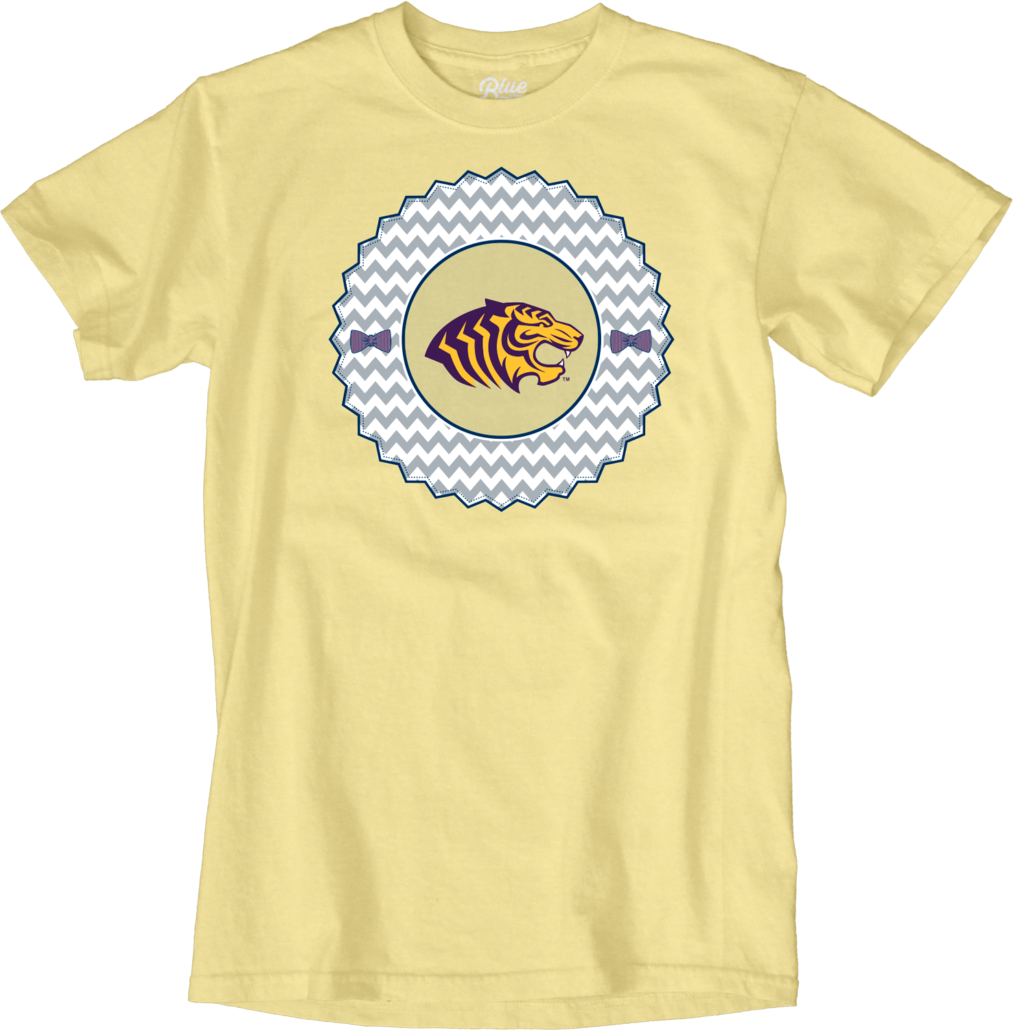 SOUTHERN BELLE TIGER LOGO TEE