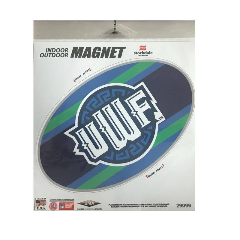 """4x6"""" Indoor/Outdoor Oval Magnet"""