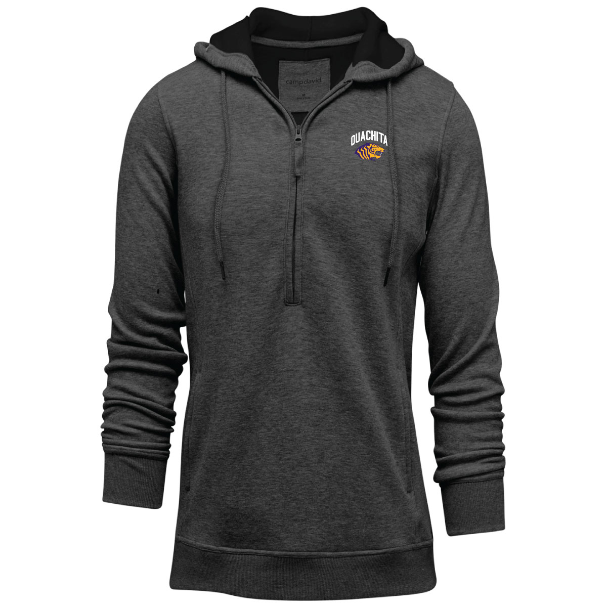 OUACHITA 1/2 ZIP FLEECE PULLOVER