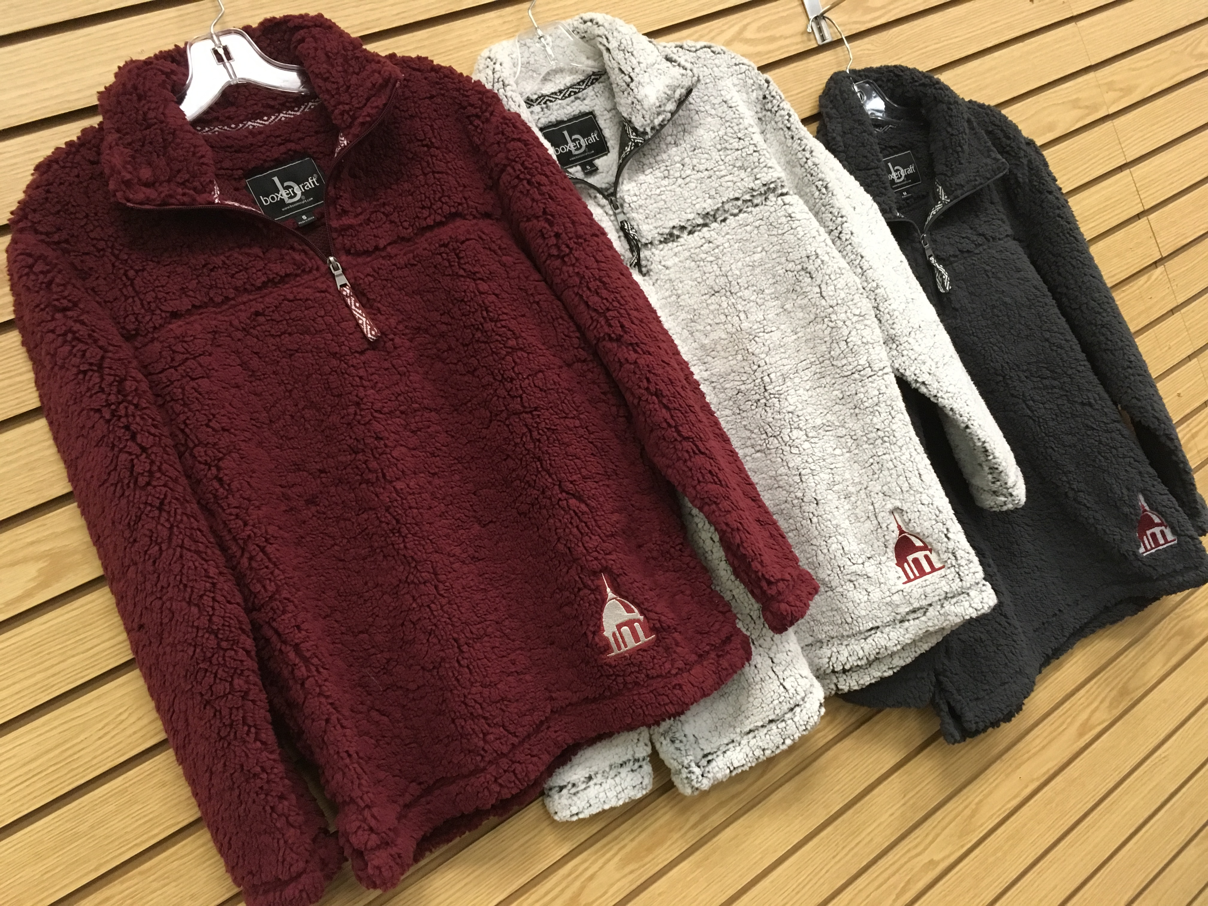Bell Tower Sherpa 1/4 Zip