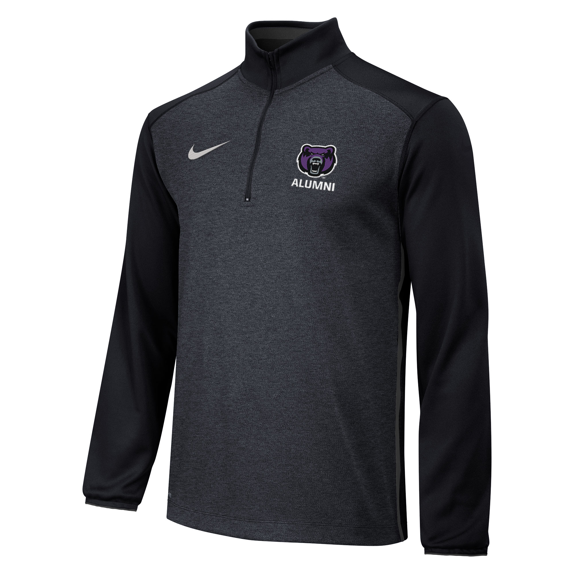 Alumni Coaches 1/2 Zip Top