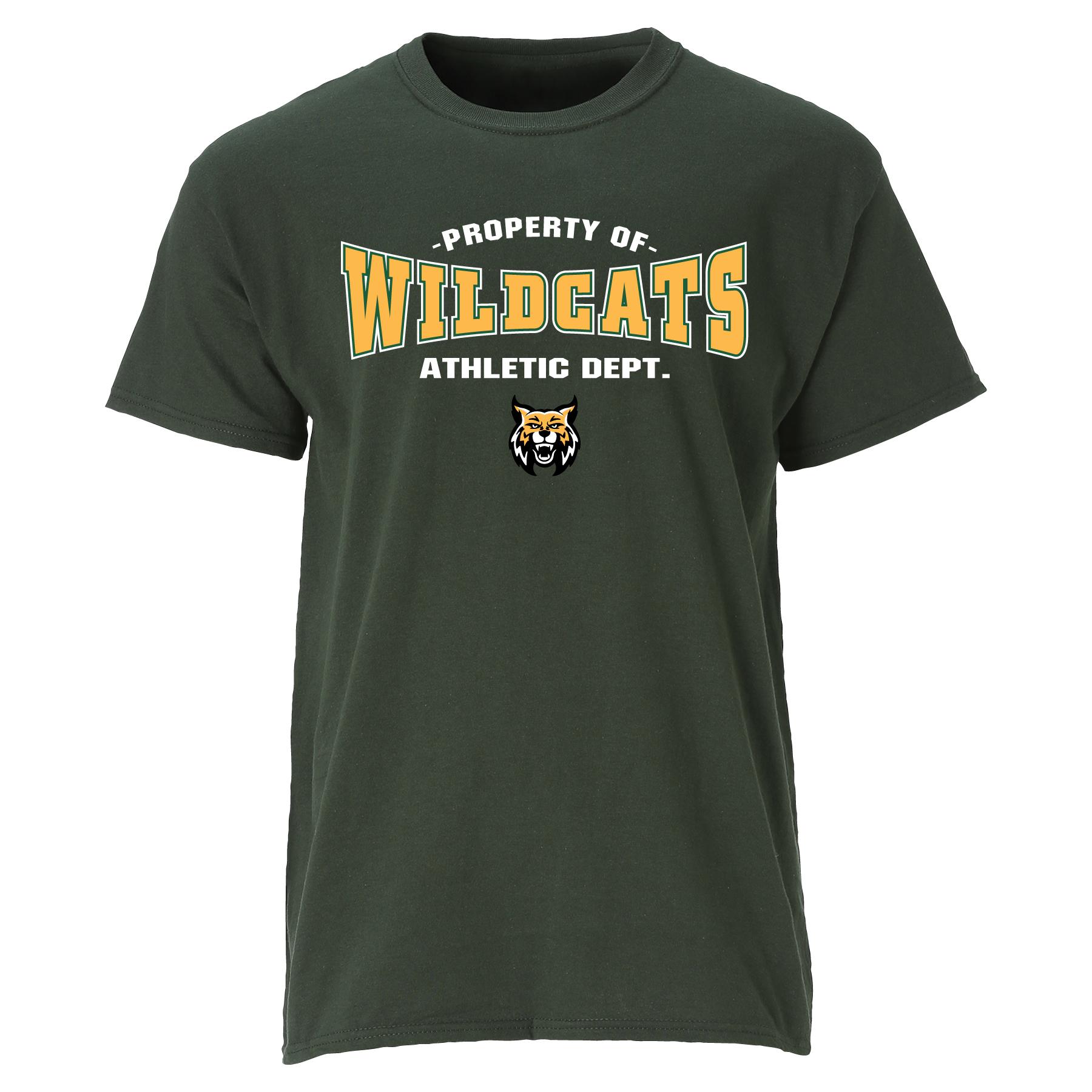Wildcat Athletic Dept Tee