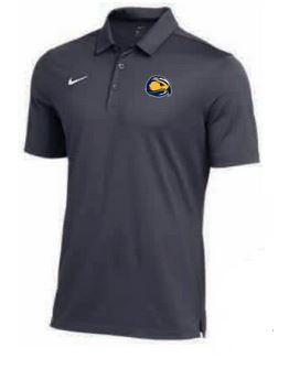 Men's Nike Polo with Skyhawk Logo