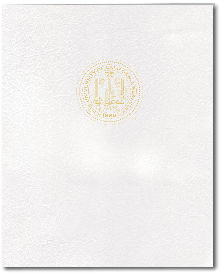 Roaring Spring Berkeley Seal Paper Folder