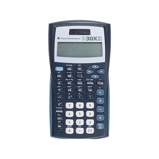 TI-30 IIS Calculator