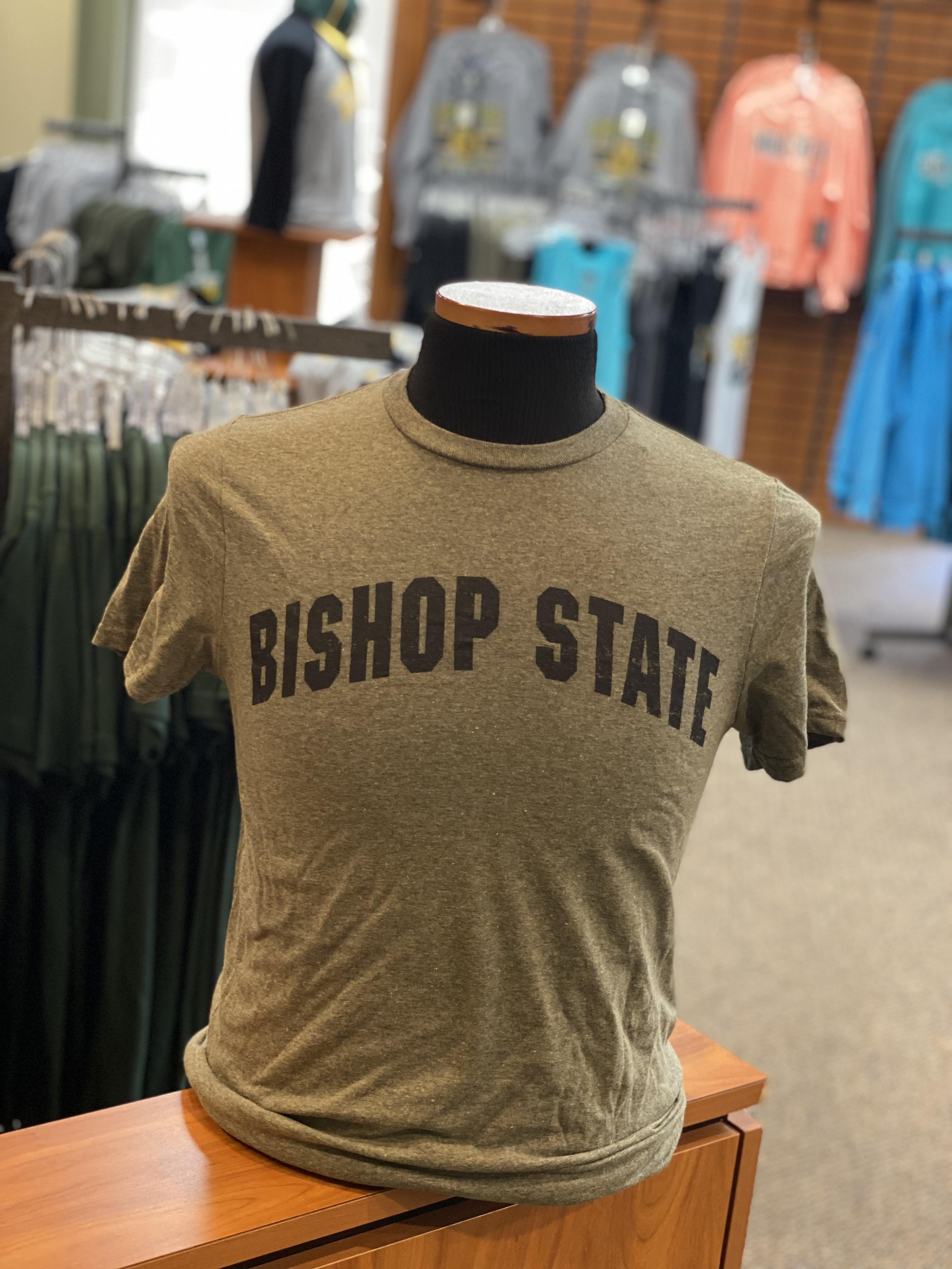 Bishop State Short Sleeve Shirt