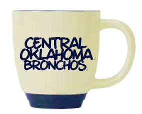 Central Oklahoma Bronchos Mug