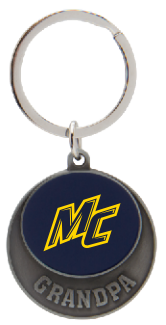 MC Grandpa Key Chain