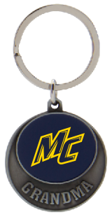 MC Grandma Key Chain