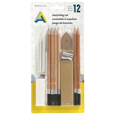 Sketching Set 12-Piece