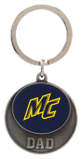 MC Dad Key Chain