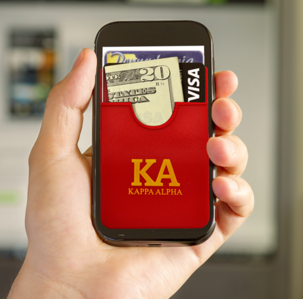 Fraternity Phone Wallet