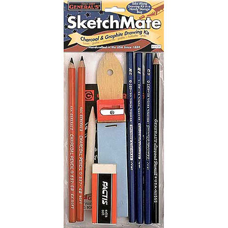 SketchMate Drawing Kit
