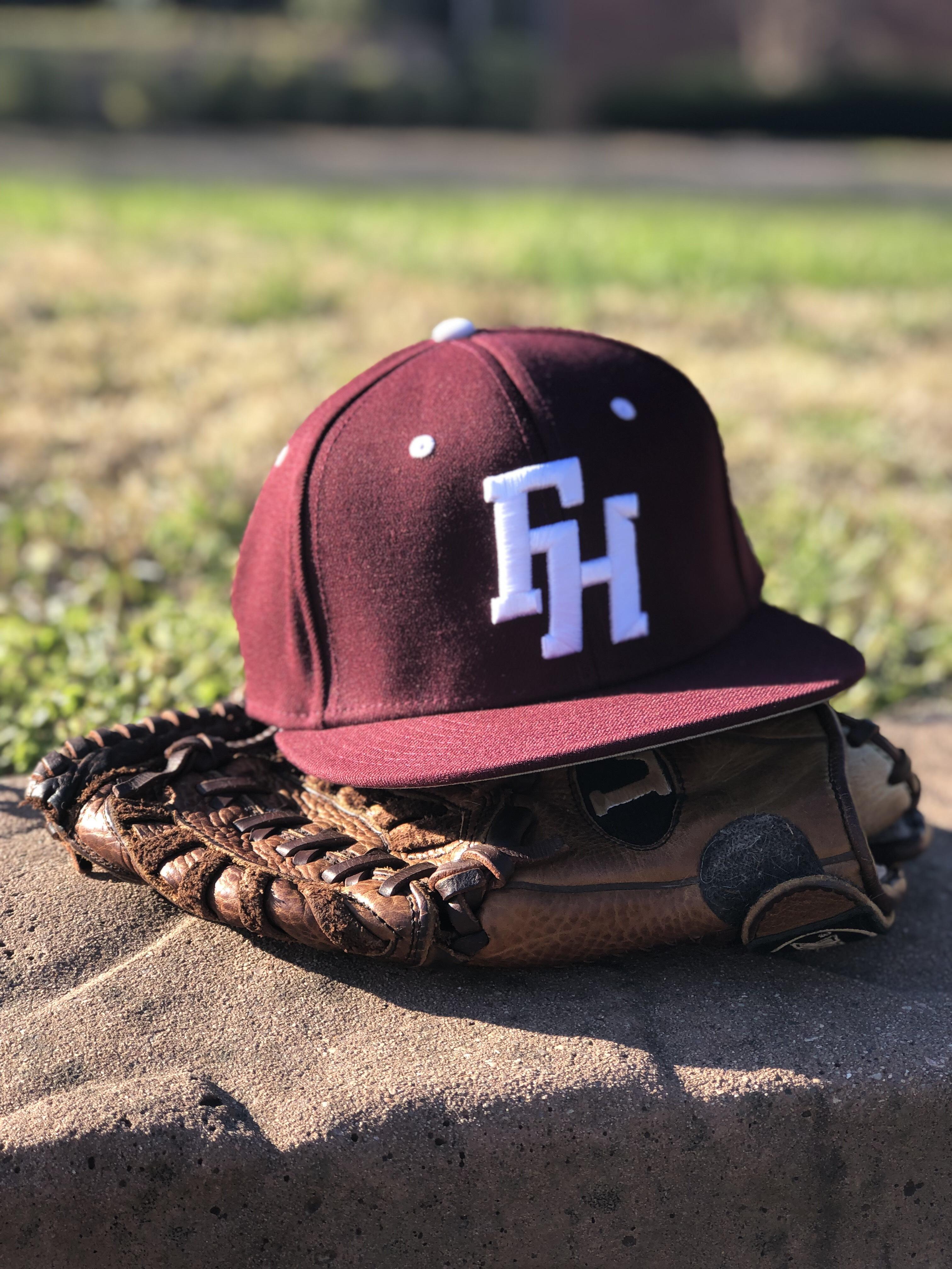 Offical FHU Baseball Team Cap
