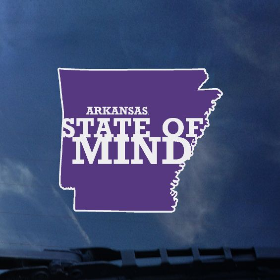 AR State Of Mind Decal