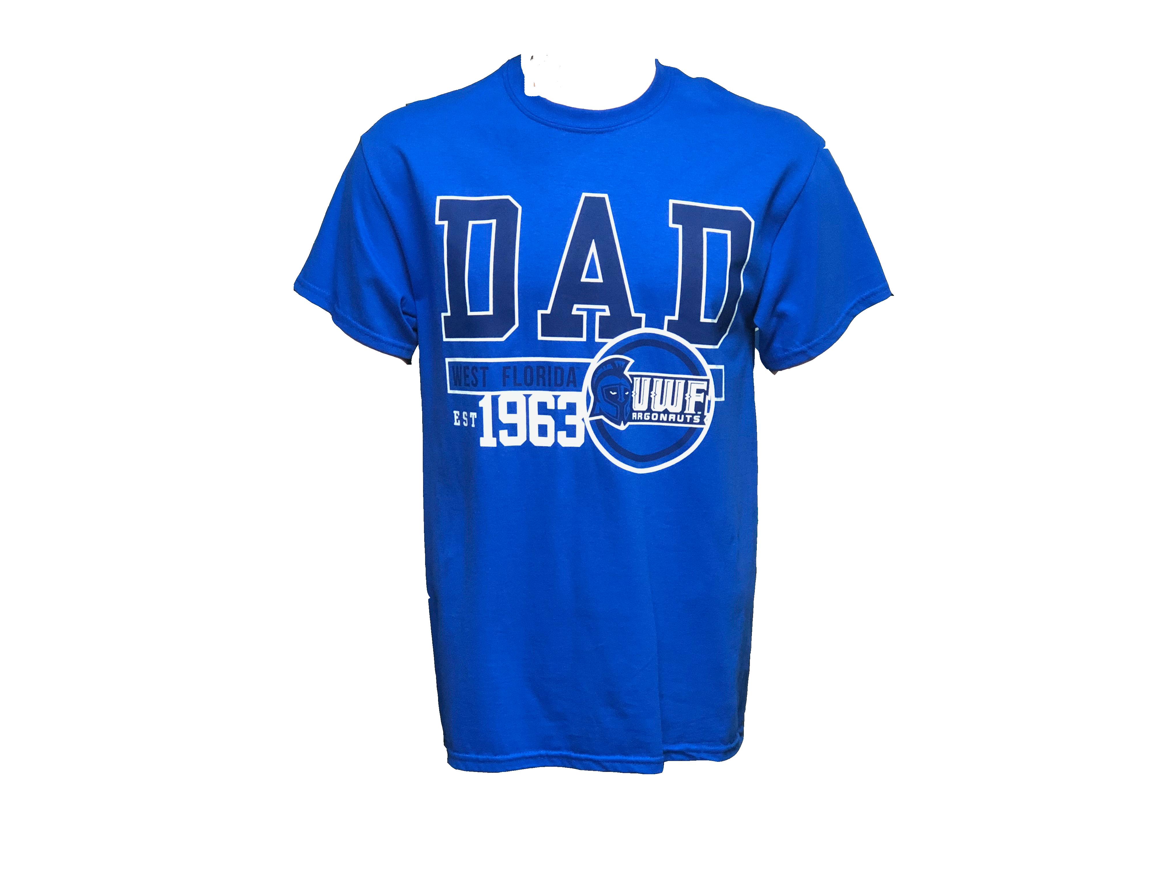 UWF BLOCK DAD T-SHIRT