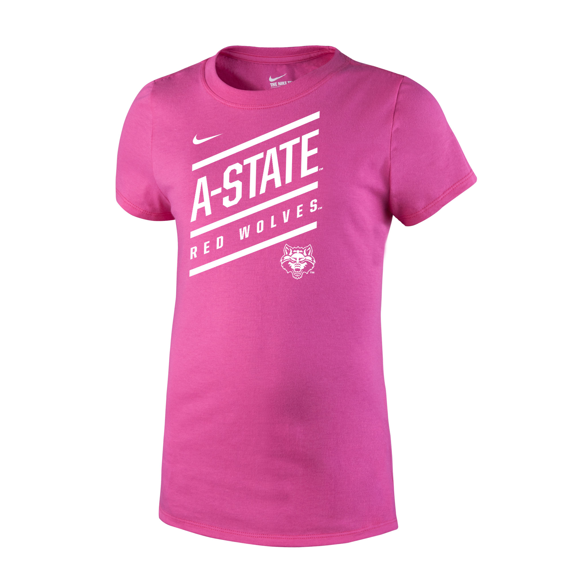 A-State Red Wolves Youth Core SS Tee