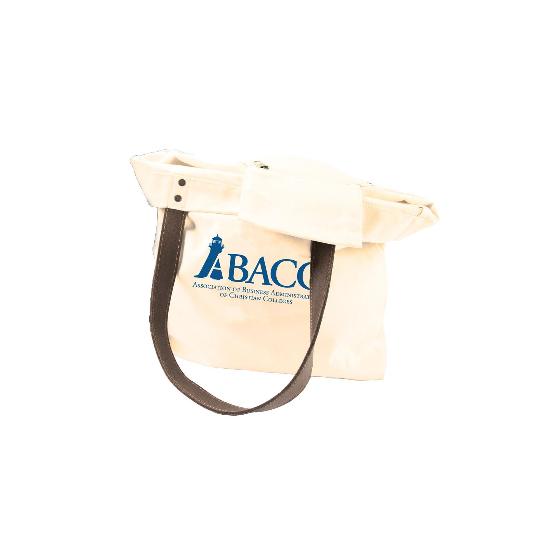 ABACC Cotton Tote