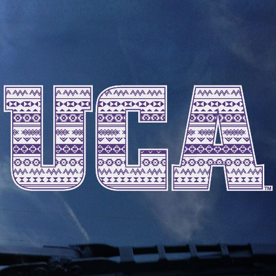 Aztec UCA Decal