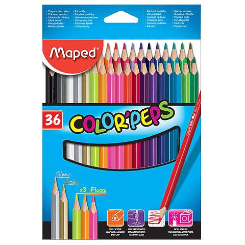 Color'Peps Pencils Set/36