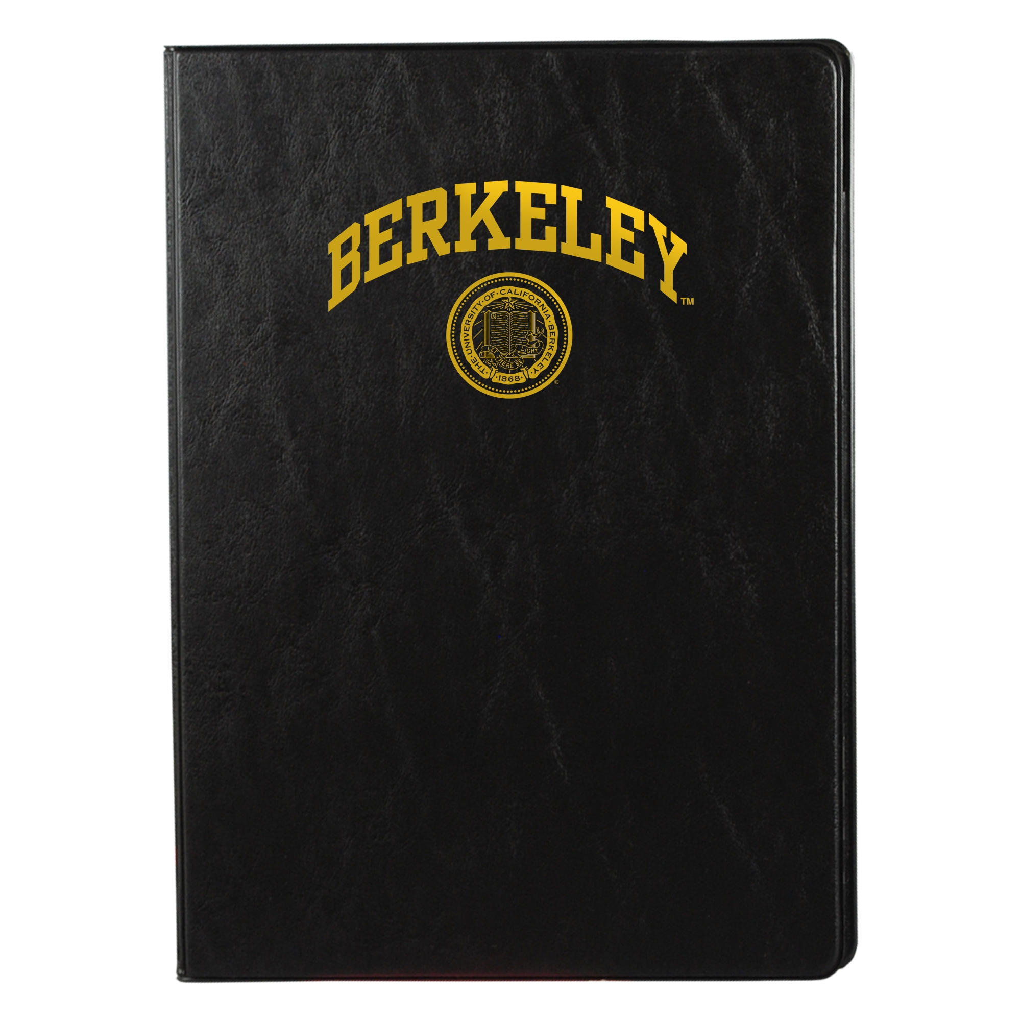 University of California Berkeley Vinyl Padfolio