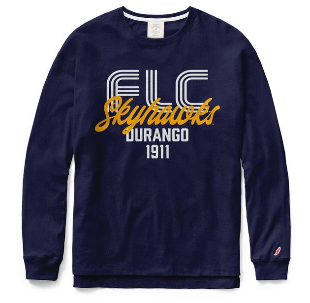 FLC Skyhawks Durango 1911 Longsleeve