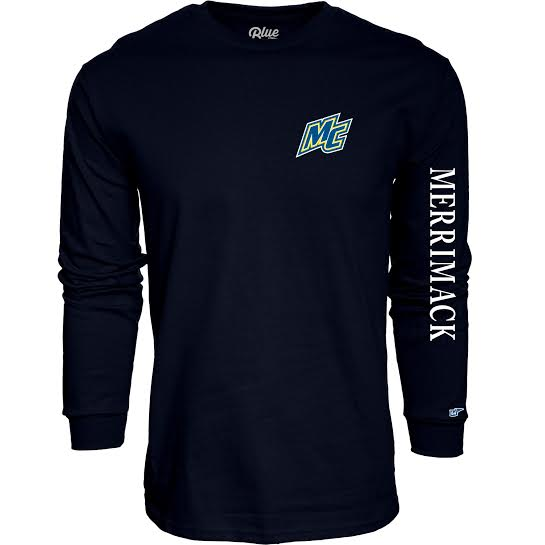 Navy Landrum Long Sleeve