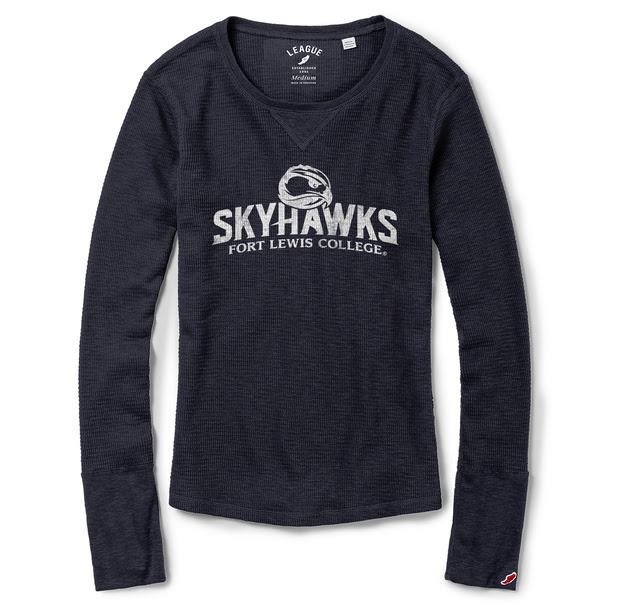 Skyhawks Womens Slub Thermal