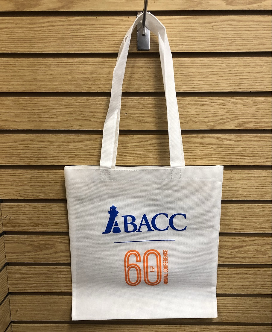 ABACC 60th Reusable Polyester Tote