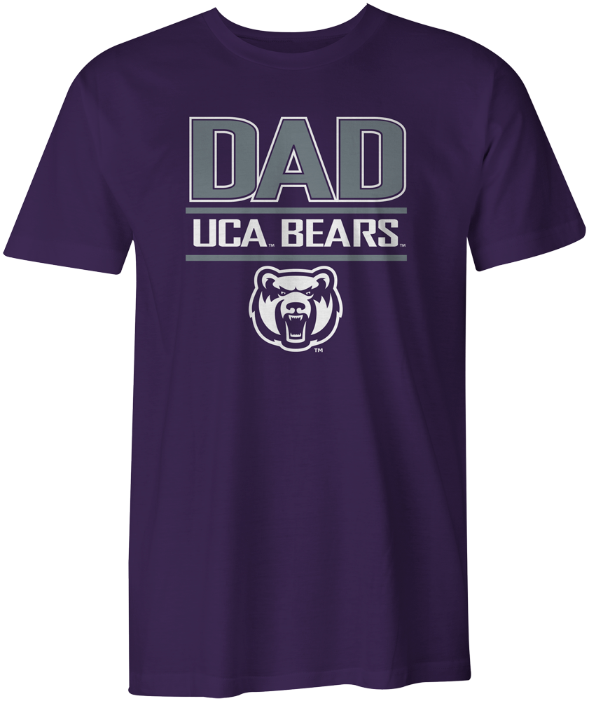 UCA Bears Dad Tee