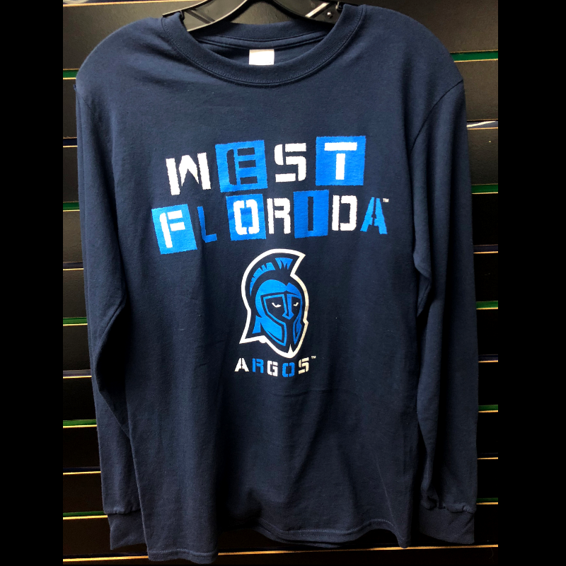 LONGSLEEVE WEST FLORIDA TEE