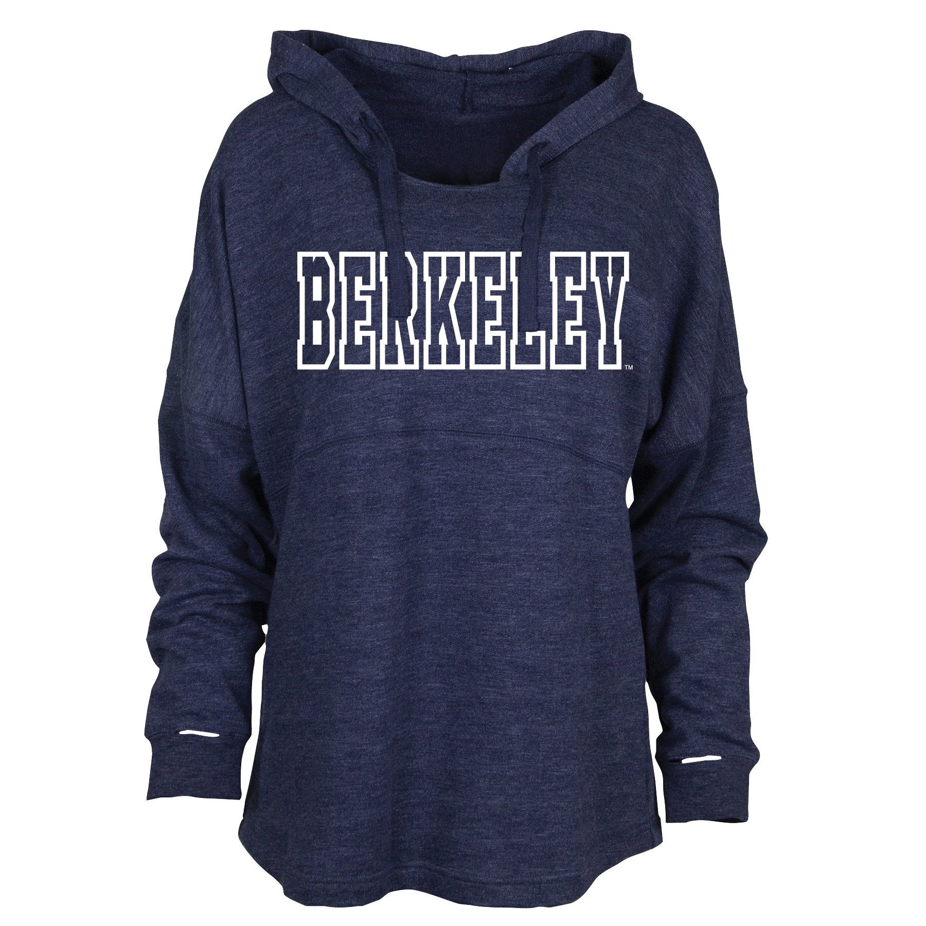 Cal Bears Women's On-The-Go Pullover Hoodie