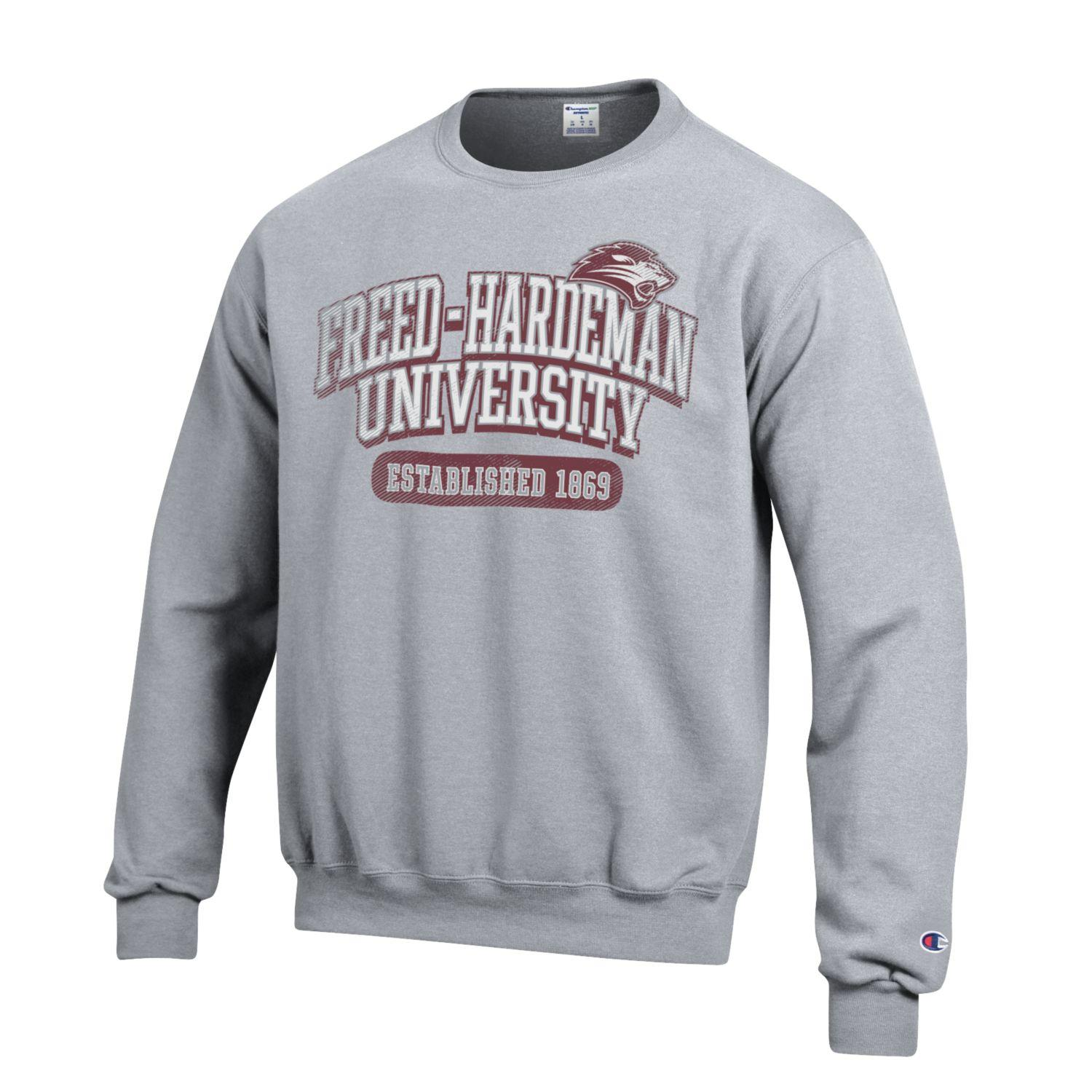 FHU Powerblend®  Fleece Crew