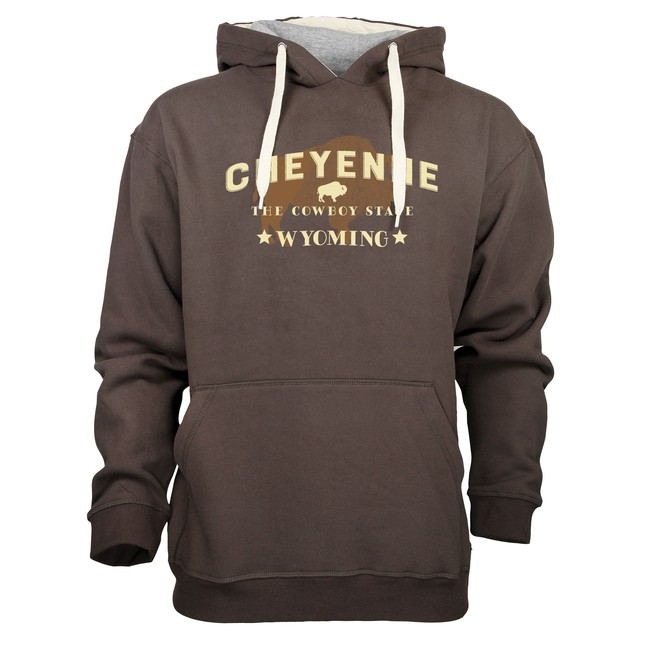 Cheyenne, Wyoming Hoodie