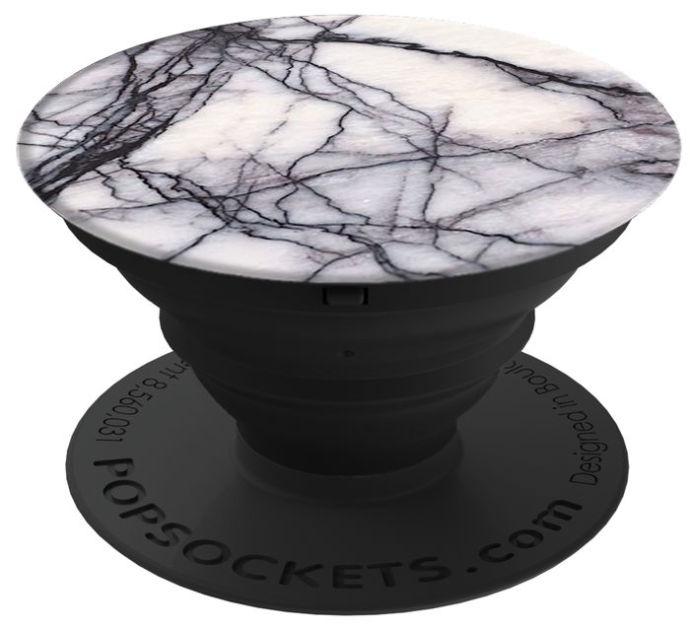 White Marble PopSocket